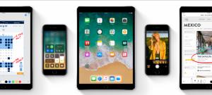 iOS 11 sarà disponibile su iPhone e iPad