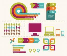 creare un'infografica in 4 semplici punti