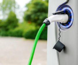 Pompa per auto elettriche