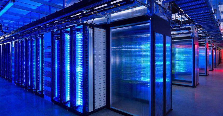 AlphaGo supercomputer