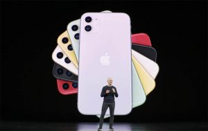 I Phone 11 - novità Apple 2019