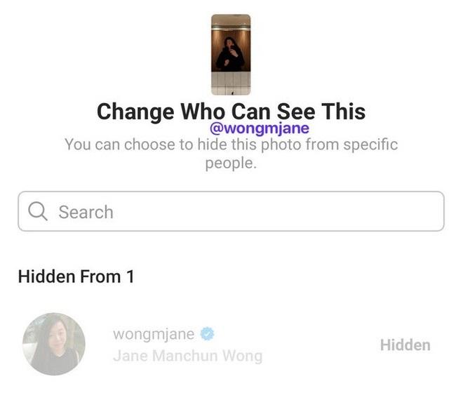 modifiche nella privacy delle storie instagram