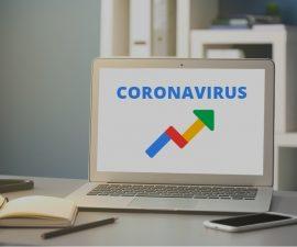 la seo ai tempi del coronavirus