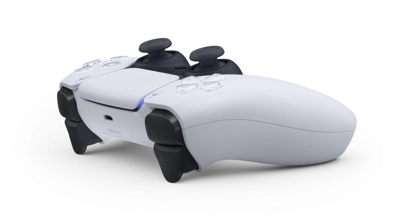 immagine del nuovo joystick di PS5