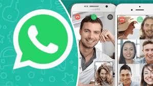 whatsapp sposta il limite di perone per unavideochiamata fino a 8 persone